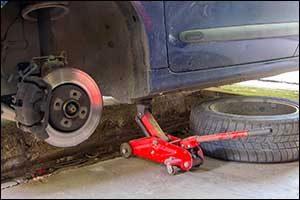 Fall River brake job