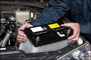 Fall River battery care and cleaning