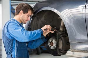 Check Brake Rotors for Turning