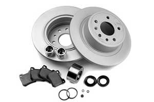 Replace Brakes and Rotors in Fall River